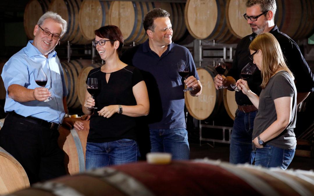 Goldener Herbst für MEJS – Die Weinprämierungen