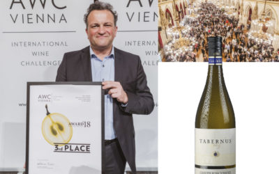 TOP 3 Award – Wine Gala Night – Vienna